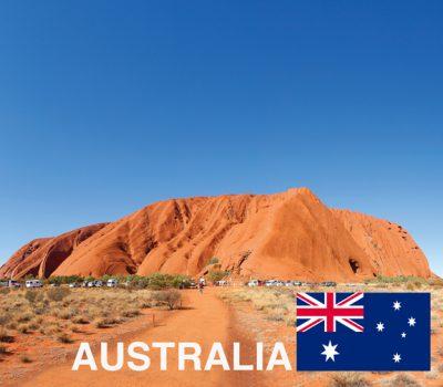 Landen AUSTRALIA