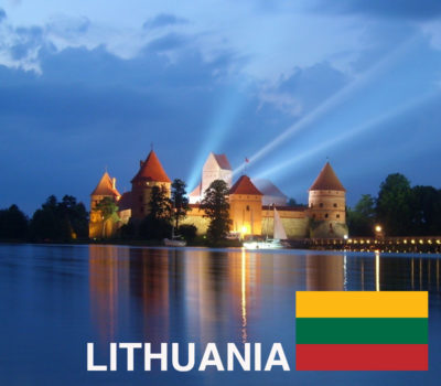Countries LITHUANIA